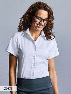 Hemden & Blusen (Twill)
