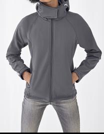 Hooded Softshell / Women
