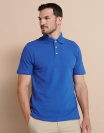 Classic Cotton Piqué Polo Shirt