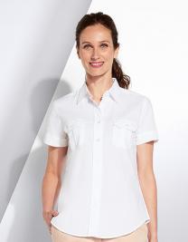 Womens Short Sleeve Shirt Botswana