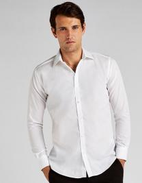 Mens Slim Fit Business Shirt Long Sleeve