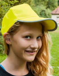 Hi-Viz-, Fluo-Cap /Kids