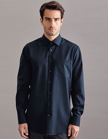 Men`s Shirt Regular Fit Longsleeve