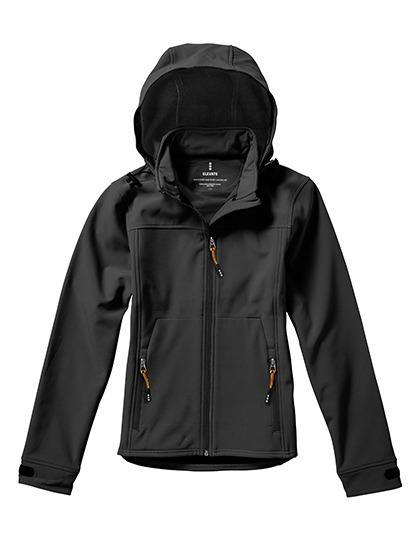 Grafot | Langley Ladies` Softshell Jacket